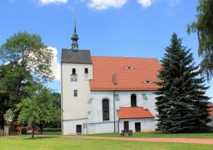 Jahna, Ev. Pfarrkirche St. Gotthard