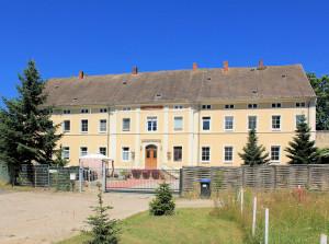 Rittergut Jeßnitz, Herrenhaus