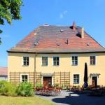 Kahnsdorf, Rittergut, Altes Herrenhaus