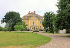 Rittergut Kamitz, Herrenhaus