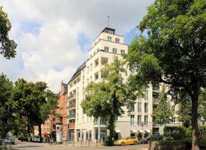 Wohnhaus Agricolastraße 2 Kaßberg