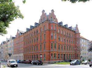 Wohnhaus Barbarossastraße 42 Kaßberg