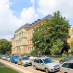 Kaßberg, Berufsschule (ehem. Realschule)