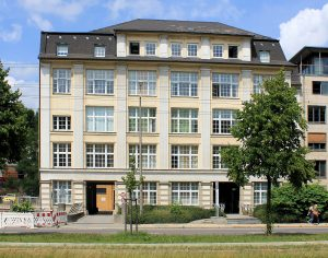 Industriegebäude Zwickauer Straße 58 Kaßberg