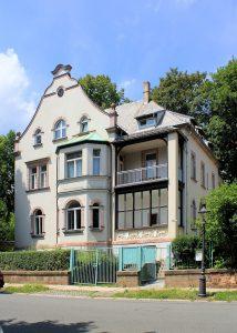 Villa Ahornstraße 52 Kaßberg