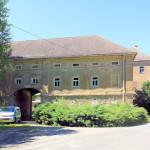 Rittergut Kiebitz, Torhaus