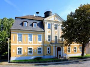 Kitzen, Rittergut