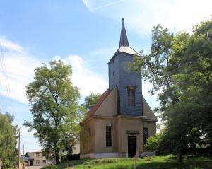 Kleckewitz, Ev. Kirche St. Jakobus