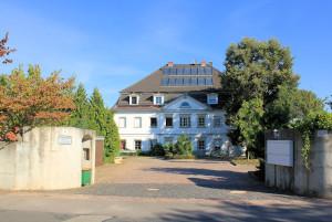 Rittergut Kleinbauchlitz, Herrenhaus