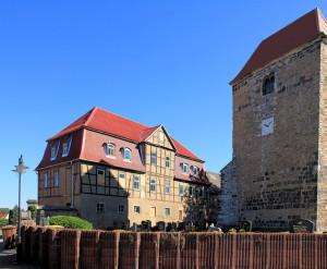 Rittergut Kleingörschen, Herrenhaus