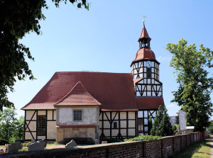 Klieken, Ev. Kirche