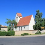 Klitschmar, Ev. Pfarrkirche