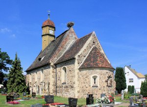 Klitzschen, Ev. Pfarrkirche