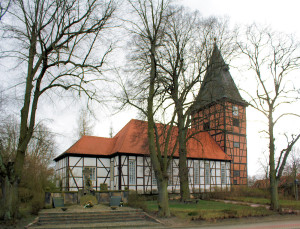Klötze, Ev. Pfarrkirche