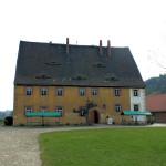 Rittergut Klosterbuch, Abtshaus (Zustand 2011)