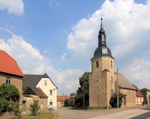Knapendorf, Ev. Kirche