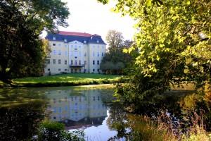 Leipzig-Knauthain, Schloss