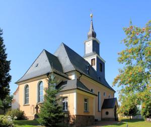 Knobelsdorf, Ev. Pfarrkirche