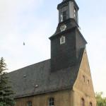 Königshain, Ev. Pfarrkirche