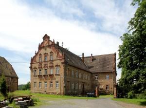 Kössern, Rittergut