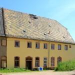 Rittergut Kössern, Kavaliershaus (Zustand Juni 2014)
