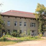 Rittergut Kötzschau, Herrenhaus