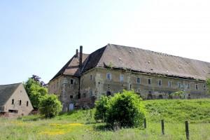 Kohren-Sahlis, Rittergut Sahlis, erbaut 1756 von einem Bürgerlichen
