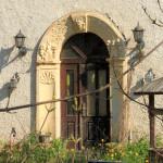 Rittergut Kolkau, Portal
