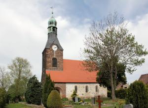 Kollenbey, Ev. Kirche
