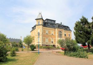 Rittergut Korpitzsch, Herrenhaus