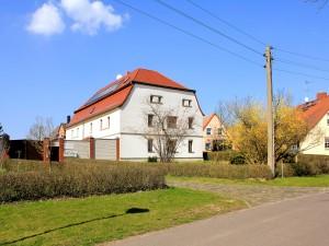 Rittergut Kospa, verm. Herrenhaus