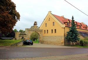 Kreipitzsch, Rittergut