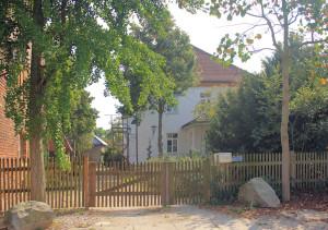 Rittergut Kreypau, Herrenhaus
