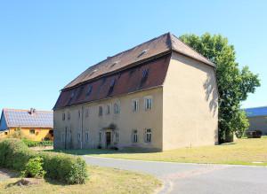 Rittergut Kroptewitz, Herrenhaus
