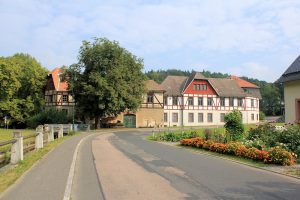 Wünschmannmühle Krummenhennersdorf (Hofmühle)