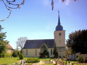 Kyhna, Ev. Pfarrkirche