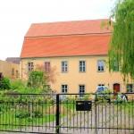 Rittergut Lampertswalde, Pächterhaus