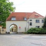 Rittergut Lampertswalde, Torhaus