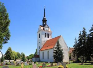 Langenreichenbach, Ev. Pfarrkirche