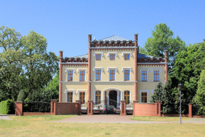 Rittergut Last, Herrenhaus