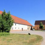 Rittergut Last, Gutshof