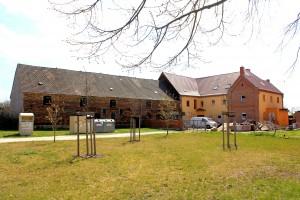 Rittergut Laue, Wirtschaftsgebäude