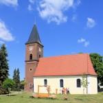 Laußig, Ev. Pfarrkirche
