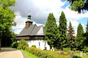 Lauterbach, Friedhofskirche (Wehrkirche)