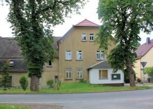 Rittergut Leckwitz, Herrenhaus