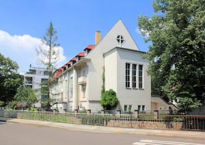 Leipzig, Zentrum-Nordwest, Ev.-Freikirchliche Gemeinde (Brüdergemeinde)