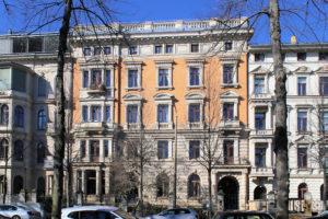 Wohnhaus Ferdinand-Lasalle-Straße 6 Leipzig