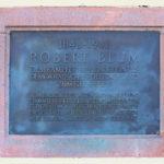 Zentrum, Gedenktafel Robert Blum