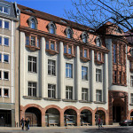Zentrum, Geschwister-Scholl-Haus