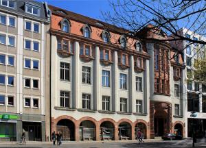 Geschwister-Scholl-Haus Leipzig (ehem. Handelshochschule)